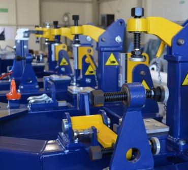 Prefabrykacja  konstrukcji przemysłowych